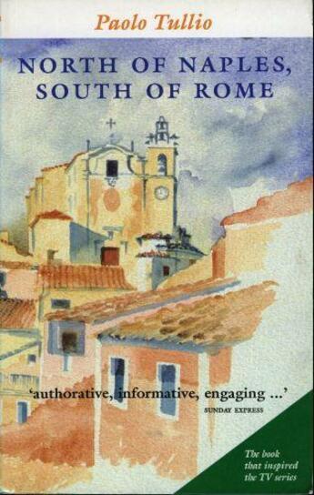 Couverture du livre « North of Naples South of Rome » de Tullio Paulo aux éditions Lilliput Press Digital