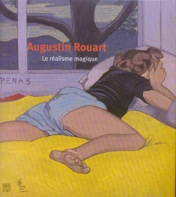 Couverture du livre « Augustin Rouart, Le Realisme Magique » de Collectif aux éditions Somogy