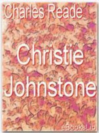 Couverture du livre « Christie Johnstone » de Charles Reade aux éditions Ebookslib