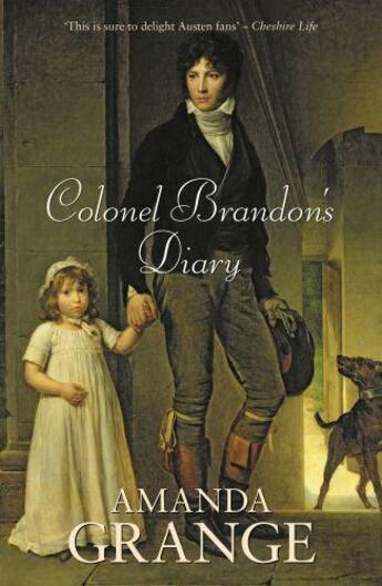 Couverture du livre « Colonel Brandon's Diary » de Amanda Grange aux éditions Hale Robert Digital