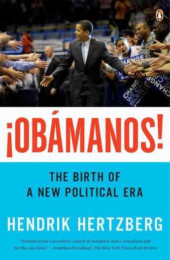 Couverture du livre « CObamanos! » de Hertzberg Hendrik aux éditions Penguin Group Us