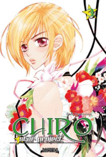 Couverture du livre « Chiro T.3 » de Hye-Kyoung Baek aux éditions Saphira