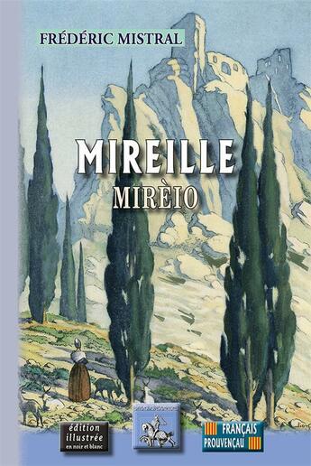 Couverture du livre « Mireille Mirèio » de Frederic Mistral aux éditions Editions Des Regionalismes