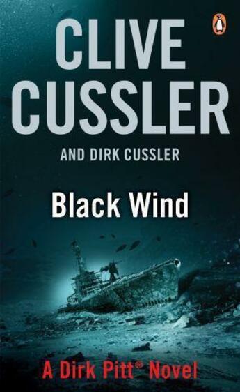 Couverture du livre « Black Wind » de Dirk Cussler aux éditions Penguin Books Ltd Digital