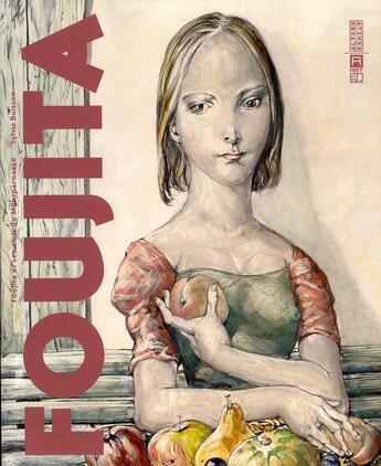 Couverture du livre « Foujita ; l'honorable partie de campagne de Foujita et ses amis » de Sylvie Buisson aux éditions Alternatives