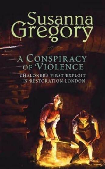 Couverture du livre « A Conspiracy Of Violence » de Gregory Susanna aux éditions Little Brown Book Group Digital