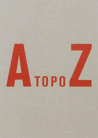 Couverture du livre « AtopoZ » de Collectif aux éditions Rhinoceros