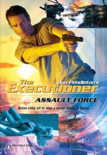Couverture du livre « Assault Force » de Don Pendleton aux éditions Worldwide Library Series