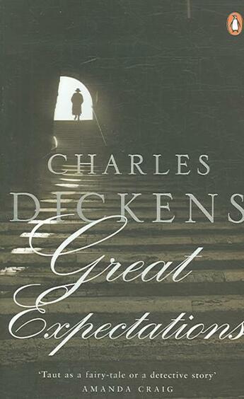 Couverture du livre « Great expectations » de Charles Dickens aux éditions Adult Pbs
