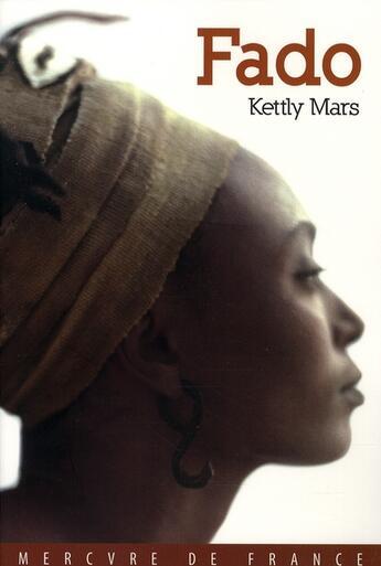 Couverture du livre « Fado » de Kettly Mars aux éditions Mercure De France