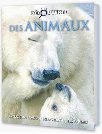 Couverture du livre « Des animaux » de Collectif aux éditions Elcy Jeunesse