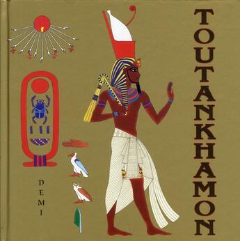Couverture du livre « Toutankhamon » de Collectif aux éditions Circonflexe