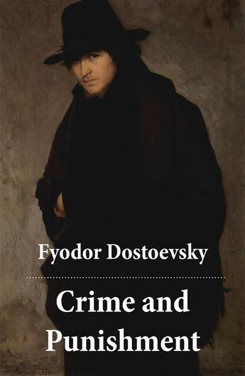 Couverture du livre « Crime and Punishment (The Unabridged Garnett Translation) » de  aux éditions E-artnow
