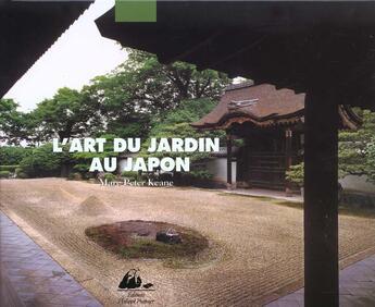 Couverture du livre « Art Du Jardin Au Japon (L') » de Keane/Ohashi aux éditions Picquier