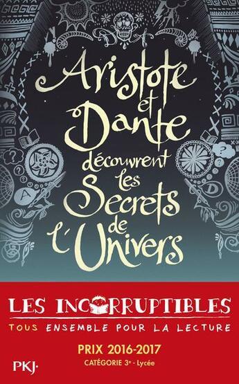 Couverture du livre « Aristote et Dante découvrent les secrets de l'univers » de Benjamin Alire Saenz aux éditions Pocket Jeunesse