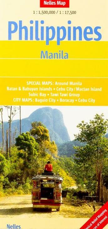 Couverture du livre « **Philippines / Manille » de Xxx aux éditions Nelles