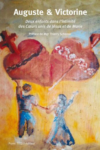 Couverture du livre « Auguste et Victorine » de Collectif aux éditions Tequi