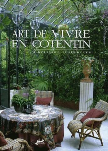Couverture du livre « Art de vivre en Cotentin » de Duteurtre aux éditions Isoete