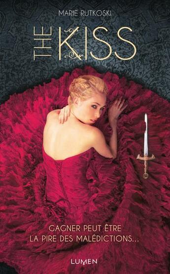 Couverture du livre « The kiss » de Marie Rutkoski aux éditions Lumen