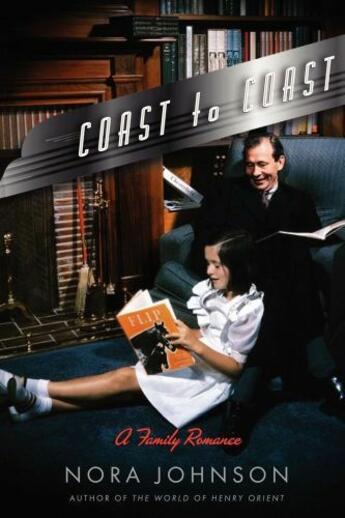 Couverture du livre « Coast to Coast » de Johnson Nora aux éditions Simon & Schuster
