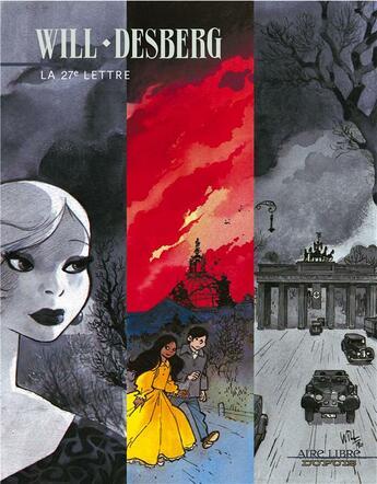 Couverture du livre « La 27ème lettre t.1 » de Will et Stephen Desberg aux éditions Dupuis
