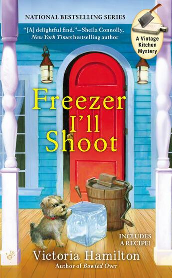 Couverture du livre « Freezer I'll Shoot » de Hamilton Victoria aux éditions Penguin Group Us