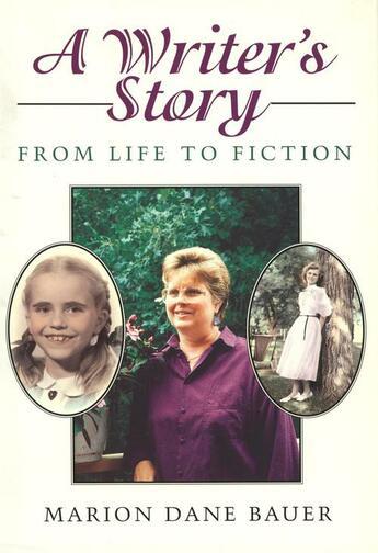 Couverture du livre « A Writer's Story » de Marion-Dane Bauer aux éditions Houghton Mifflin Harcourt