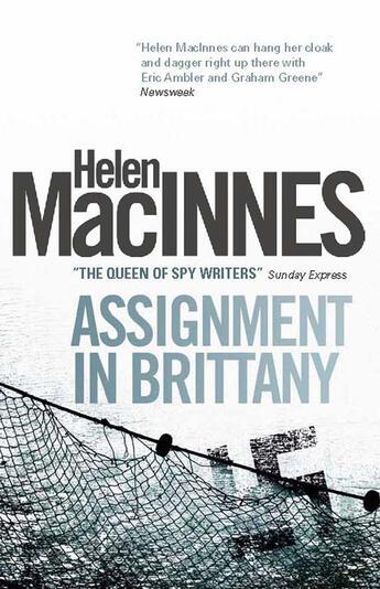 Couverture du livre « Assignment in Brittany » de Macinnes Helen aux éditions Titan Digital