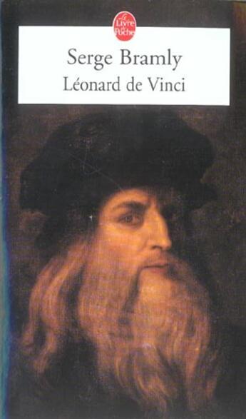 Couverture du livre « Léonard de Vinci » de Serge Bramly aux éditions Lgf