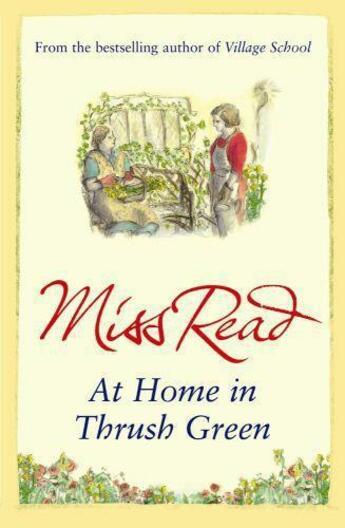 Couverture du livre « At Home In Thrush Green » de Miss Read aux éditions Orion Digital