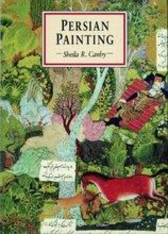 Couverture du livre « Persian painting » de Sheila R. Canby aux éditions British Museum