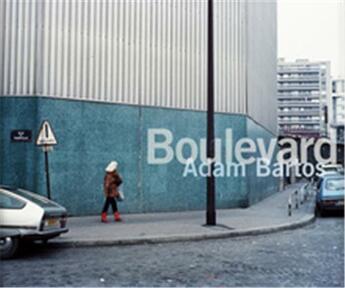Couverture du livre « Adam Bartos Boulevard /Anglais » de Bartos Adam aux éditions Steidl