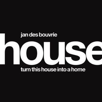 Couverture du livre « Turn this house into a home » de Jan Des Bouvrie aux éditions Terra