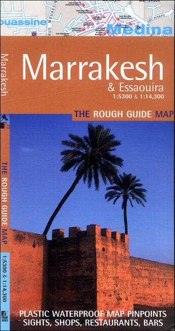 Couverture du livre « **Marrakech » de Collectif aux éditions Penguin Guide