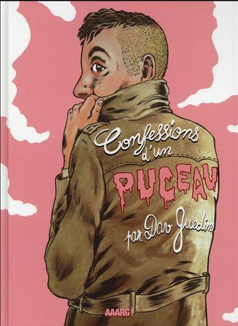 Couverture du livre « Confessions d'un puceau » de Dav Guedin aux éditions Aaarg!