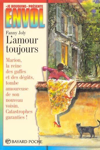 Couverture du livre « Amour Toujours N512 » de Joly F aux éditions Bayard Jeunesse
