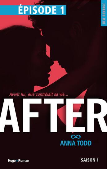 Couverture du livre « After Saison 1 Episode 1 (offert) » de Anna Todd aux éditions Hugo