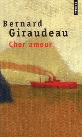 Couverture du livre « Cher amour » de Bernard Giraudeau aux éditions Points