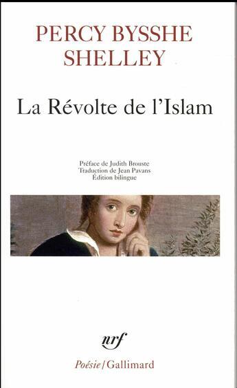 Couverture du livre « La révolte de l'islam » de Percy Bysshe Shelley aux éditions Gallimard