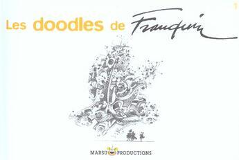 Couverture du livre « Collection a l'italienne - les doodles de franquin 1 » de Franquin aux éditions Marsu Productions