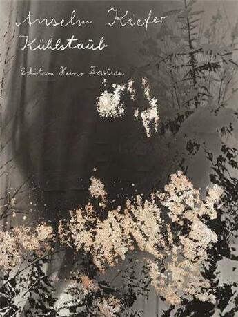 Couverture du livre « Anselm Kiefer Kuehlstaub /Anglais » de Anselm Kiefer aux éditions Schirmer Mosel