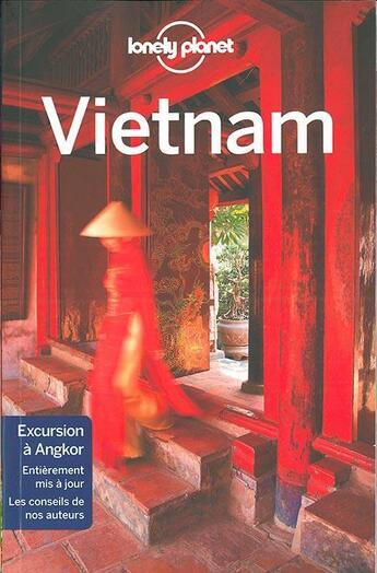 Couverture du livre « Vietnam (édition 2016) » de Collectif Lonely Planet aux éditions Lonely Planet France