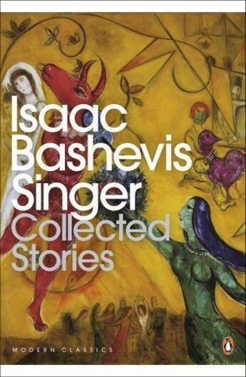 Couverture du livre « Collected Stories » de Isaac Bashevis Singer aux éditions Penguin Books Ltd Digital