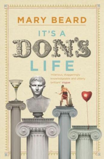Couverture du livre « All in a Don's Day » de Mary Beard aux éditions Profile Digital