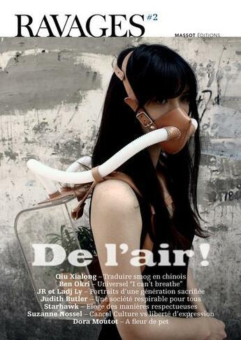 Couverture du livre « Ravages - numero 2 de l'air ! » de Collectif aux éditions Massot Editions