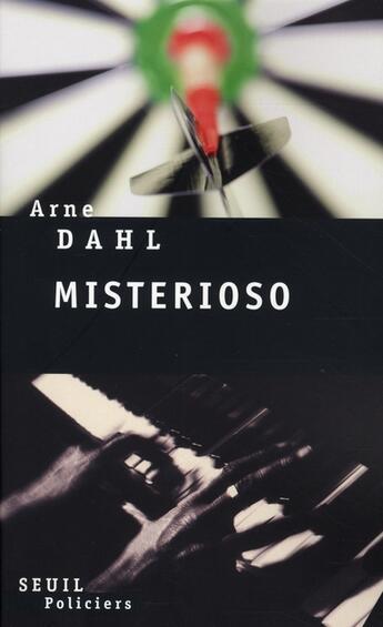 Couverture du livre « Misterioso » de Arne Dahl aux éditions Seuil