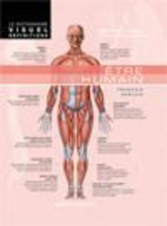 Couverture du livre « Être humain » de Jean-Claude Corbeil aux éditions Quebec Amerique