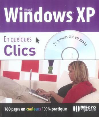 Couverture du livre « Windows Xp » de Olivier Abou aux éditions Micro Application