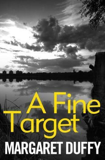 Couverture du livre « A Fine Target » de Duffy Margaret aux éditions Little Brown Book Group Digital