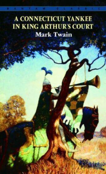 Couverture du livre « A Connecticut Yankee At King Arthur'S Court » de Mark Twain aux éditions Adult Pbs